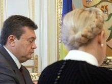 Янукович: Минимум голосов для отставки Тимошенко найдется