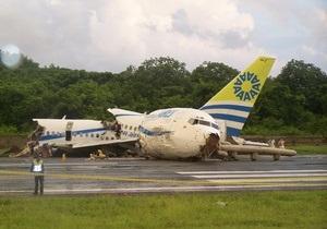 В Колумбии после удара молнии потерпел крушение пассажирский Boeing-737: есть погибшие