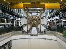 Сегодня  утром запустят Большой адронный коллайдер