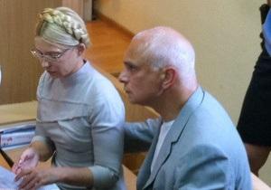 Муж Тимошенко отказался от участия в дебатах, чтобы  не портить друг другу нервы