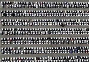 Дело: Экспорт авто из Японии сократился в три раза