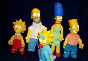В Иране запретили продажу кукольных Симпсонов