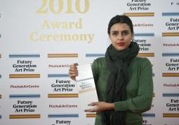 Бразильская художница стала обладательницей Главной премии Future Generation Art Prize 2010