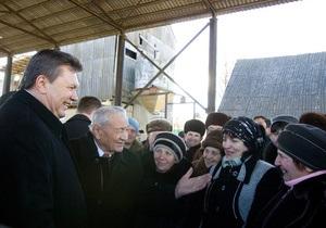 Корреспондент: Список Януковича. Трудновыполнимые задачи для правительства