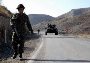 Курдские боевики обстреляли колонну турецких военных: 7 человек погибли, более 50 ранены