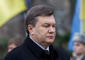 Янукович поручил Азарову оказать Японии гуманитарную помощь