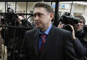 Мельниченко подтвердил, что летал в Москву: С Путиным не встречался