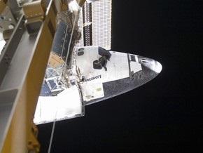Шаттл Discovery отчалил от МКС