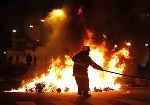 В Аргентине футбольные фанаты спровоцировали массовые беспорядки