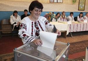 Украинцы назвали главных политиков, события и разочарования 2012-го