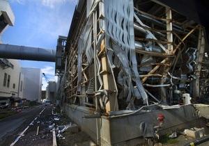 Взрыв прогремел на электростанции в Голландии