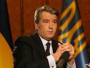 Опрос: Действия Ющенко поддерживают менее 20% украинцев
