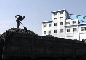 Украина привлечет почти треть миллиарда гривен российского кредита для угольной промышленности