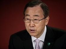 Генсек ООН призвал к прекращению огня в Ливане