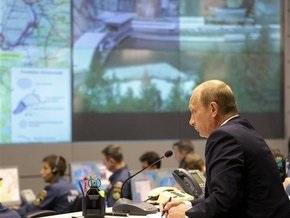 Путин потребовал сделать выводы из аварии на Саяно-Шушенской ГЭС