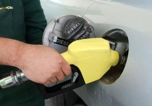 Украина испытывает дефицит бензина А-92