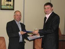 SystemGroup Украина и Marel Food Systems подписали Договор о Партнерстве