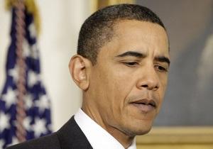 Обама позвонил Медведеву, чтобы лично передать слова сочувствия и поддержки