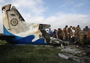 В Непале разбился самолет. Выживших нет