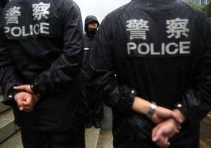 В Китае проходит операция по захвату самого опасного преступника страны