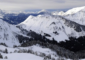 Во французских Альпах погибли шестеро альпинистов