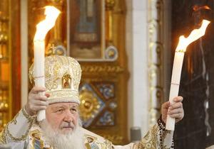 Патриарх Кирилл считает политический плюрализм данью моде
