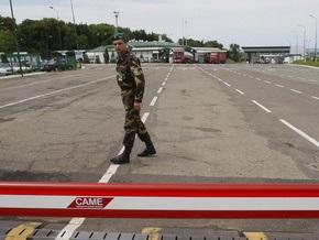 На украинской границе иностранцев будут проверять на наличие денег