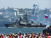 В Севастополе прошел митинг в поддержку Лужкова