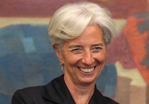 Глава МВФ предложила перейти от программ экономии к стимулированию экономики