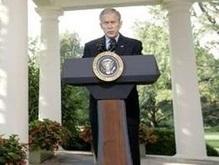 Буш попросил Россию не препятствовать доставке помощи в Грузию