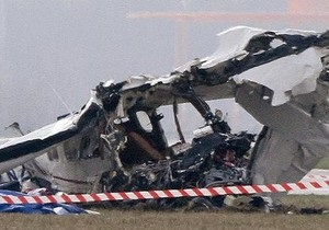 Четыре человека погибли в результате крушения легкого самолета в США