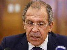 Лавров: Саакашвили не подписывал план мирного урегулирования конфликта в Южной Осетии