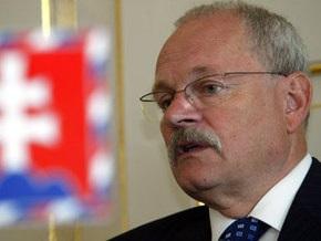 ЦИК: На выборах в Словакии победил действующий президент