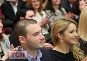 ТСН: Дочь Тимошенко готовится выйти замуж
