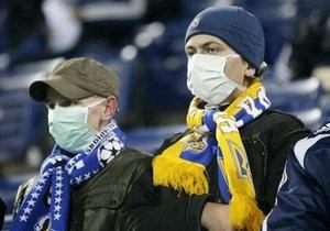 Украинцев будут прививать против свиного гриппа российской вакциной