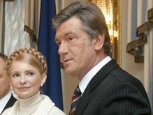 Ющенко прибыл в Польшу с рабочим визитом