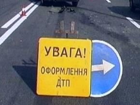 В Одессе водитель Dacia спровоцировала столкновение шести автомобилей