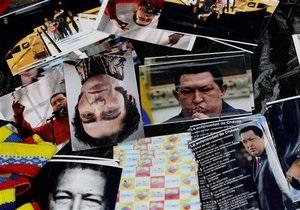 Чавесу назначили дополнительный курс лечения