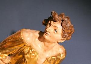 Работы украинского скульптора покажут в Лувре