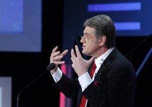 Ющенко объяснил, зачем сделал Бандеру героем