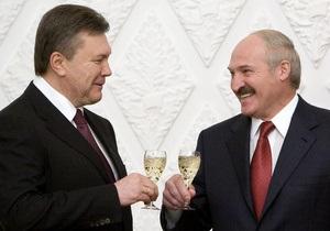 Украина признала 134 миллиона долларов долга перед Беларусью