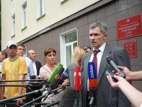 Адвоката пострадавших при бойне в супермаркете в Москве хотят лишить статуса