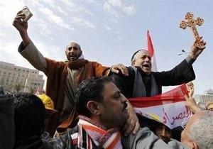 В Каире с новой силой вспыхнули акции протеста (обновлено)
