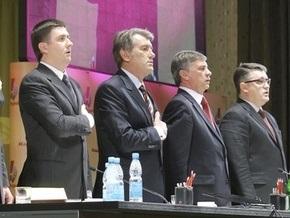 Эксперты: Ющенко не имел права возглавлять Нашу Украину