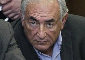 Дело о сети проституции: Стросс-Кан прибыл на допрос в суд