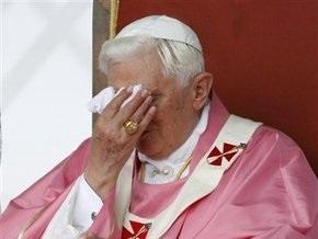 В Париже демонстрация против высказываний Папы Римского закончилась дракой