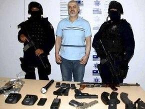 В Мексике арестован глава одного из самых влиятельных наркокартелей