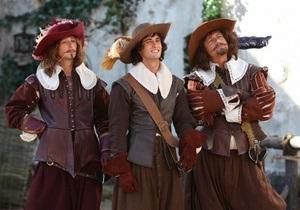 Вышел трейлер нового фильма о трех мушкетерах