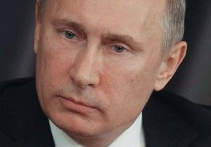 Россия не хочет революций, а хочет перемен - Путин