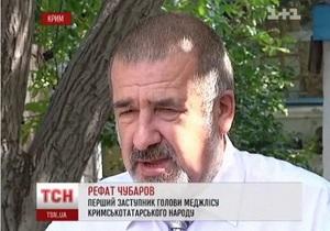 Крымские татары не приняли извинений  Панина, спектакль с его участием отменен